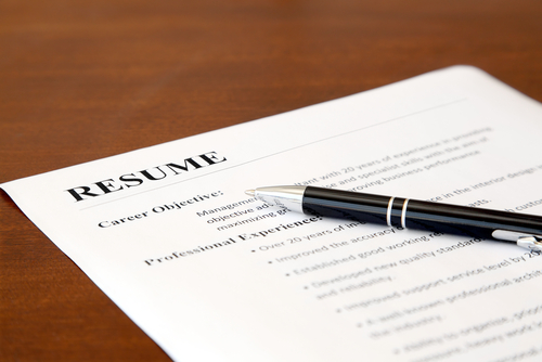get your resume ready for your next supply chain senior position