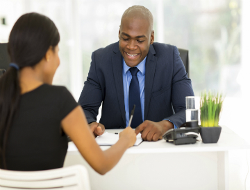 achieveing a management position early in your career