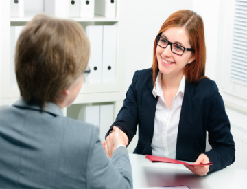 When you go into a job interview, be prepared to answer why you left your last job. ©iStockphoto.com/AlexRaths