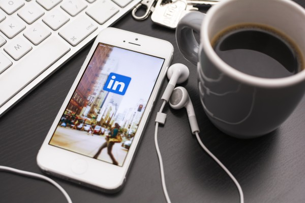 using linkedin for supply chain recruiting