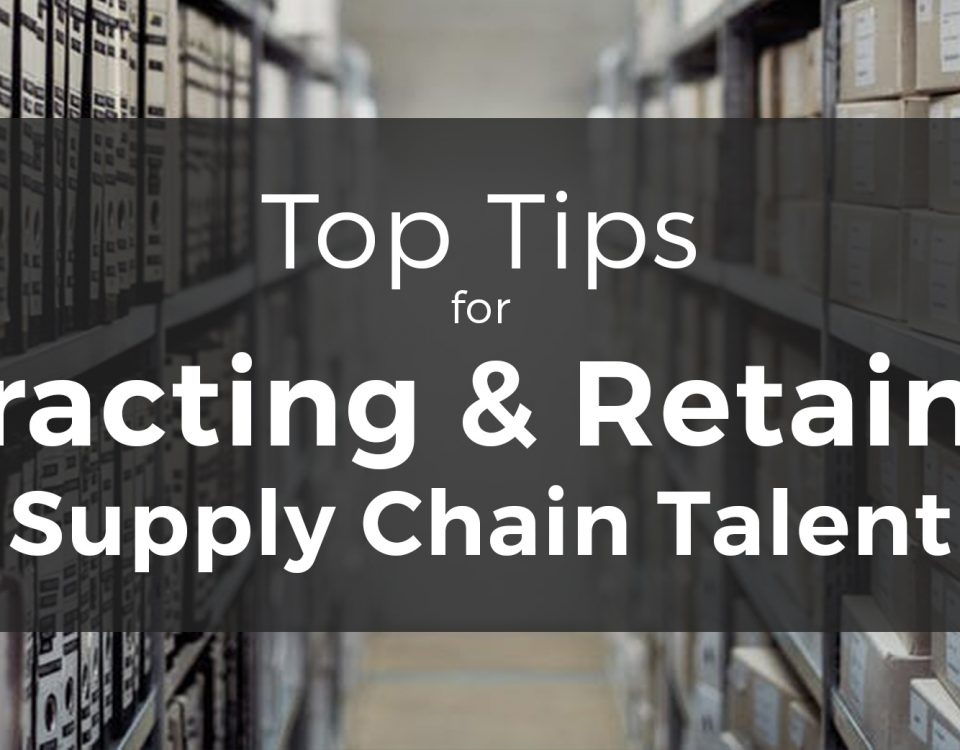 top tips for attracting supply chain talent