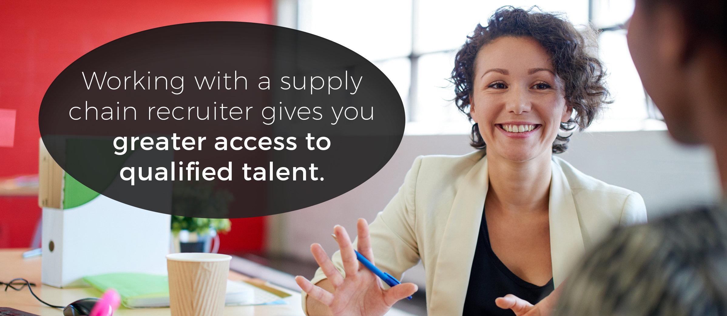 get access to qualified talent
