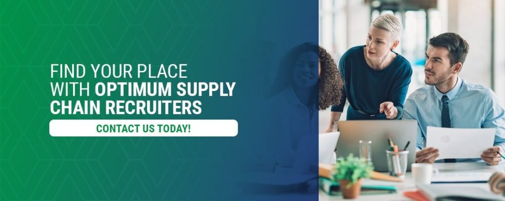 find your supply chain job at optimum supply chain recruiters