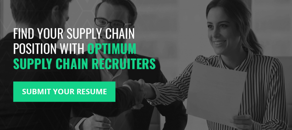 submit your resume to find a supply chain job